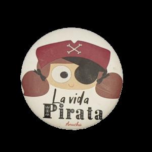 CHAPA PIRATA CHICA