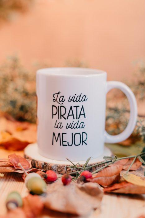 Taza Pirata chica Anucha