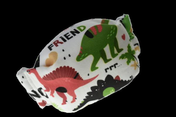 Mascarilla Infantil Dino Anucha