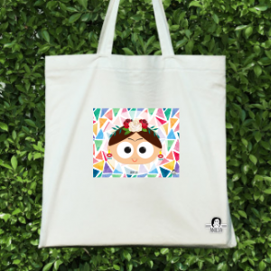 TOTEBAG FRIDA KAHLO