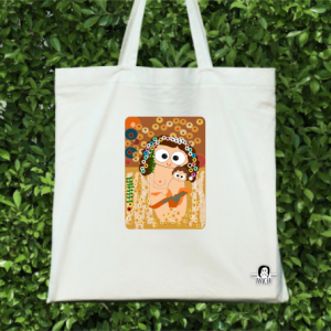 TOTEBAG MOTHER AND CHILD