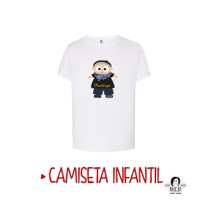 CAMISETA PANDORGO INFANTIL