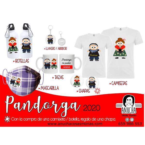 CARTEL PANDORGA ANUCHA