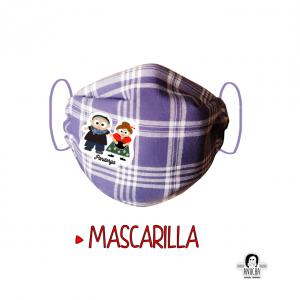 MASCARILLAS PANDORGA