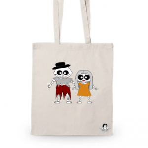 TOTEBAG ESQUELETOS