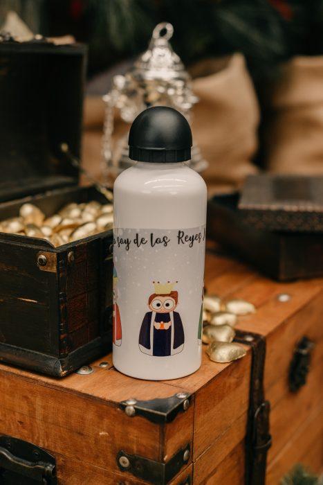 Botella Reyes Magos Anucha