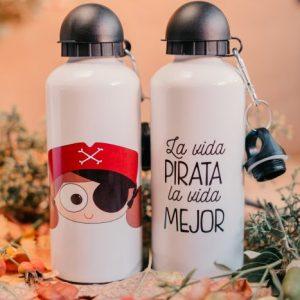 BOTELLA PIRATA CHICA