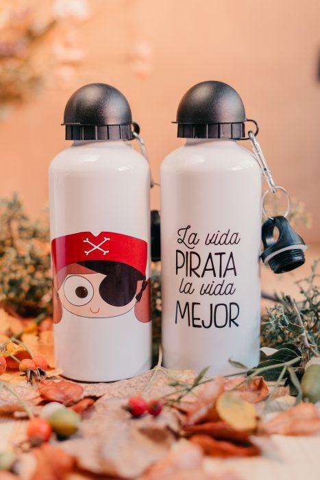 Botella Pirata Chica Anucha
