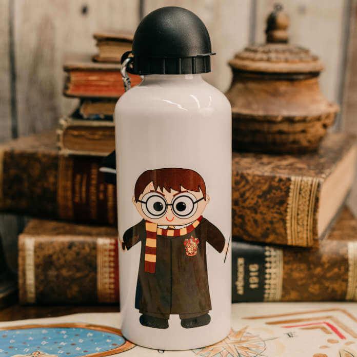 Botella personalizada Harry Potter