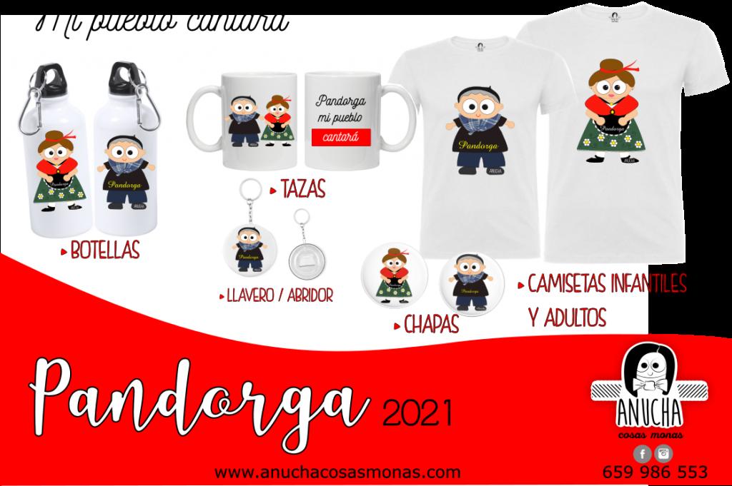 CARTEL PANDORGA 2021